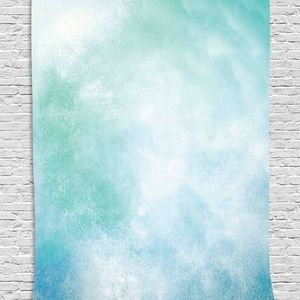 Tapestry Thin Sky Clouds Wall Hanging Backdrop